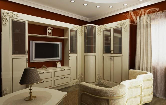 Встраиваемая Мебель Для Гостиной Москва