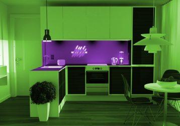 Новинки мебели для кухни